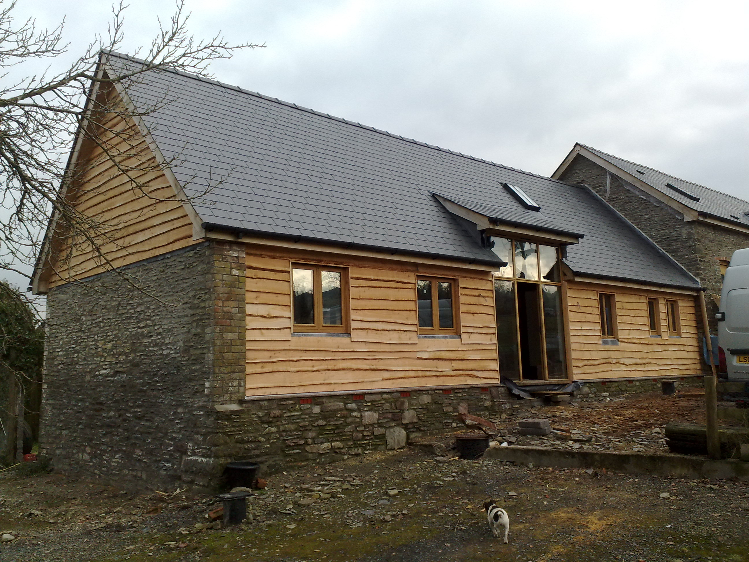 Barn Conversion near Garth