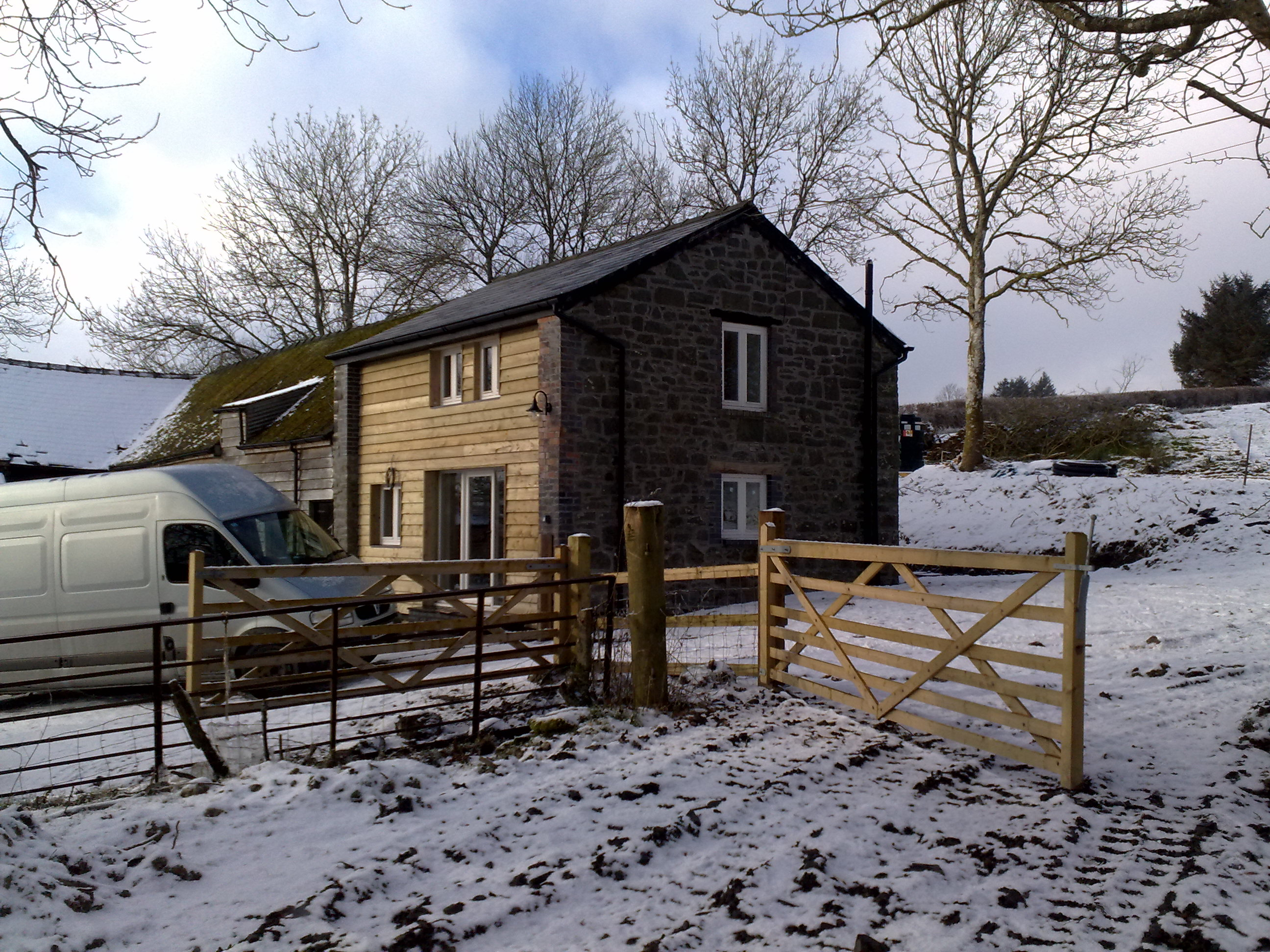 Barn Converted for Holiday Let